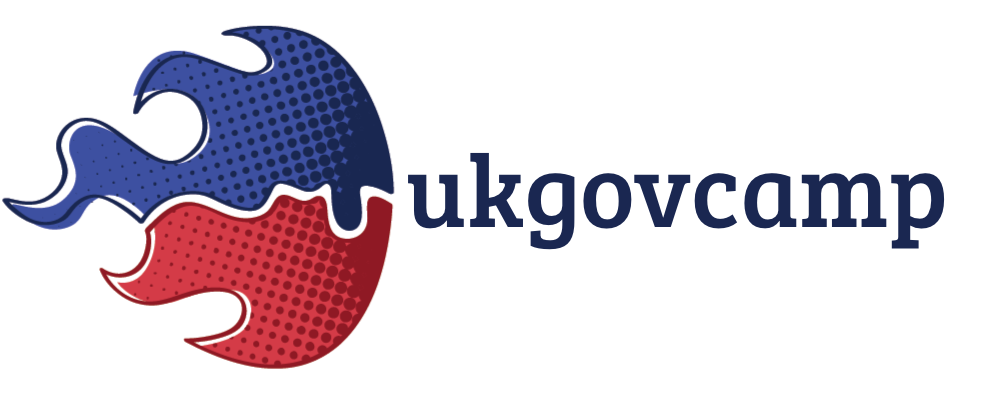 UK Gov camp 2016 logo